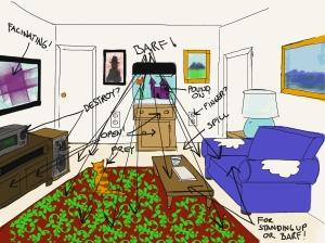 Living room Baby
