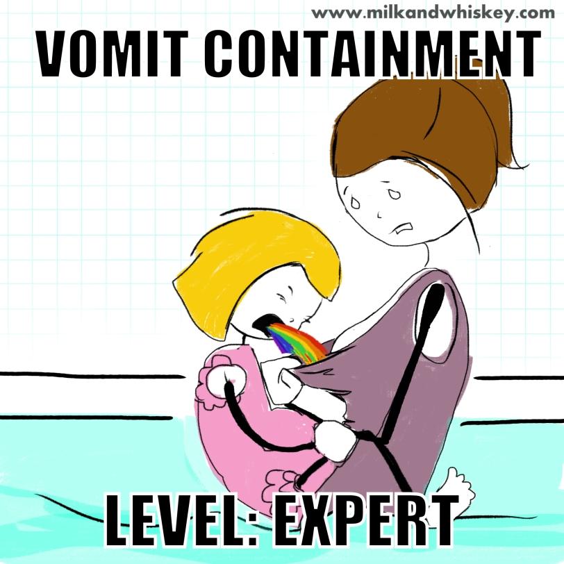 vomit expert