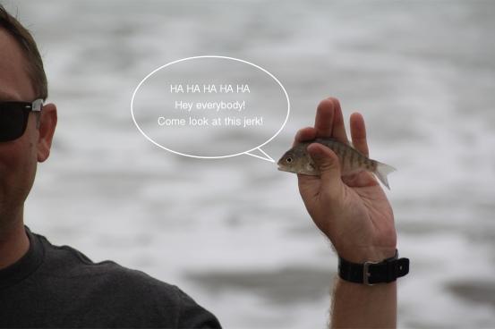 Fish Mockery